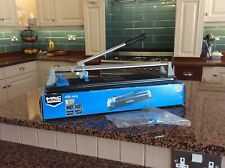 MACALLISTER 400 mm Tile Cutter, Used Once