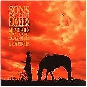 The Sons of the Pioneers - Memories of the Range (Standard Radio, 1999)
