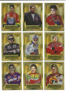 1996 Pinnacle TEAM PINNACLE #4 Dale Jarrett SWEET & SCARCE! ONE CARD ONLY!