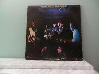 Crosby, Stills, Nash & Young - 4 Way Street 1971 Vinyl LP Record Double Album