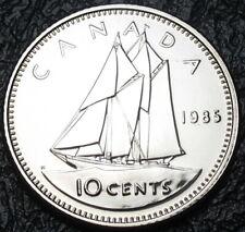 RCM - 1985 - 10-cents - Specimen - Uncirculated