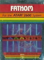 Fathom - Original Atari 2600 Game