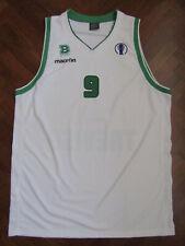 Canotta maglia BULLERI BENETTON TREVISO basket EUROCUP jersey camiseta maillot