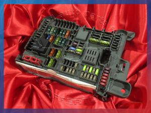 BMW E70 X5 E71 X6 REAR POWER DISTRIBUTION FUSE TRUNK RELAY BOX 6931687 9240508