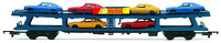Hornby R6423 OO Gauge Railroad Car Transporter Wagon