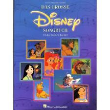 Das Grosse Disney Songbuch. Für Klavier, Gesang & Gitarre - 9780711988972