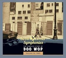 Street Corner Symphonies Vol.15 1963 von Various Artists (2013)