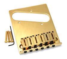 Genuine Fender Gold American Series Offset Telecaster/Tele Bridge 099-0807-200