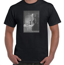 Imagination More Important Than Knowledge, Albert Einstein Quote, T-Shirt, NWT