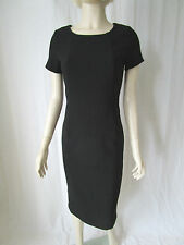 NEXT Polyester Patternless Round Neck Dresses for Women