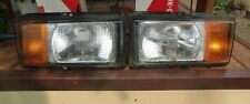 Headlight Set For Lada Riva 2104-07 2105-3711010+2105-3711011 Left + Right