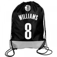 NBA Basketball mochila/back pack/bolsa de deporte Brooklyn Nets deron williams #8