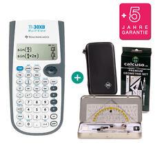 TI 30 XB MultiView Taschenrechner + Schutztasche GeometrieSet Garantie