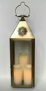 POTTERY BARN FEZ STAR LARGE LANTERN NEW SOLD OUT AT POTTERY BARN RARE