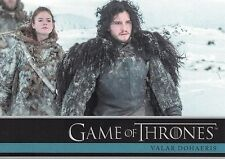 Game of thrones saison 3 Trading card Set (98 cards)