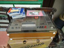 Alter  Saba Hifi TG 546 Stereo  Tonbandgerät Tonbandmaschine 3 neue Bänder dabei