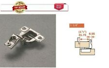 Salice CSP3A99 Steel 106° Face Frame Hinge  1-1/4 inch. Overlay