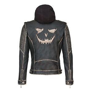 Suicide Squad New 'The Killing Jacket' Joker Leather Jacket - Best For Halloween