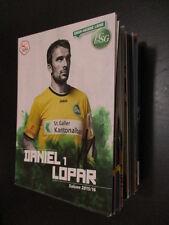 56233 Daniel Lopar FC St. Gallen original signierte Autogrammkarte
