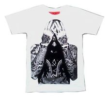 Original Ray Girl & Ray Guy T-Shirt Ink Hands Love Hate Size Medium M Tattoo