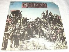 Pig Iron - Self-Titled S/T, 1970 Psych/Rock LP, SEALED/ MINT!, Orig Columbia