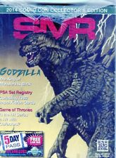 New listing AUGUST 2014 COMIC CON COVER SMR PSA SPORTS MARKET REPORT PRICE GUIDE  MINT