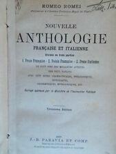 Libri e riviste multicolore in francese