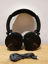 SONY MDR-XB650BT EXTRA BASS Wireless Bluetooth Headphones - Black
