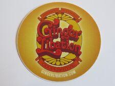 Cerveza Pegatina ~ Artesano Bebidas Cooperative Ginger ~