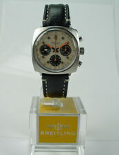 Breitling Top Time 814 Chronograph handaufzug Cal. 178 Stahl 1970 Panda Dial