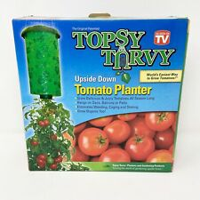 Topsy Turvy Upside Down Tomato Hanging Planter Gardening As Seen on TV NEW