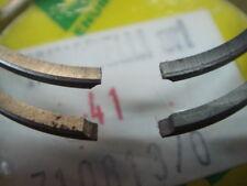 2 fasce pistone Minarelli Benelli Piaggio 50 mm 41 Ah 1,5 AC codice 71.0813.0