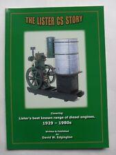 The Lister CS Story - 1929-1980's