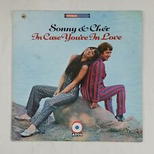 SONNY & CHER In Case You're In Love SD33203 LP Vinyl VG near +