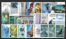 AAT AUSTRALIAN ANTARCTIC TERRITORY Collection Packet of 25 Different Stamps Used