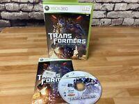 Transformers: Revenge of the Fallen (Microsoft Xbox 360, 2009)