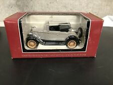 NIB-LIBERTY 1928 CHEVROLET NATIONAL AB  COLLECTOR BANK 1/25 SCALE BANK 832