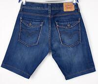 Levi's Strauss & Co Hommes 506 Standart Short Jeans Bermuda Taille W36 ALZ534