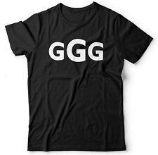 GGG Team golovkin Triple G T Shirt Boxen