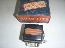 NOS Auto-Lite Voltage Regulator 1938 1939 Plymouth also 1940 Dodge & Fargo Truck