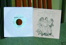 """EDIBLE BRIEFS"" BY THE PETALS 45RPM W/AMAZING PROMO!!!"