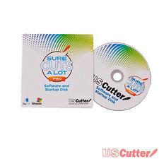 Sure Cuts A Lot Pro - Vinyl Cutter Cutting Design & Cut Software Signs Graphics