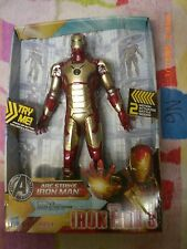N6_9 Hasbro Marvel Legend Lot Iron Man 3 Movie ARC STRIKE MARK 42 10-inch Figure