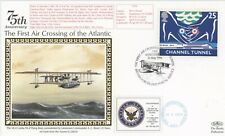 75th Anniversary First Air Crossing of the Atlantic 1994 cover