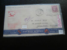 FRANCE -enveloppe 24/5/1939 (1er service postal aerien france/usa) (cy54)french