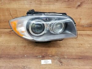 ✅ 08-13 OEM BMW E82 E88 Right Passenger Side Adaptive Xenon Headlight Complete
