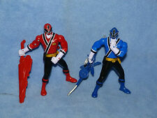 POWER RANGERS SAMURAI 2 X LARGE RANGERS