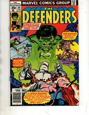 Defenders #56(marvel 1978) LUNATIK  -VF+