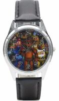 Five Nights At Freddy's Genuine Leather Band WRIST WATCH