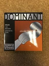 Thomastik-Infeld Dominant 135 3/4 Violin Strings -Full Set